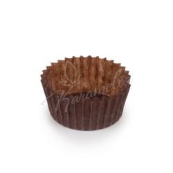 Формочки для конфет коричневые 3Д