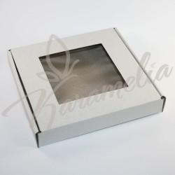 Коробка для пряников 155 * 152 * 26