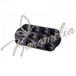 Форма металлическая на 12 кексов, Емпайер