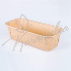 Форма для кексов без рисунка (plumpy) 158 * 55* 52 мм