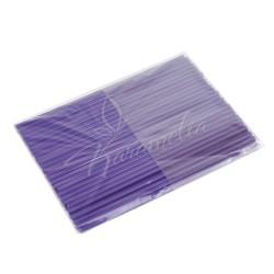 Палочки для кейк-попсов фиолетовые 50 штук в упаковке