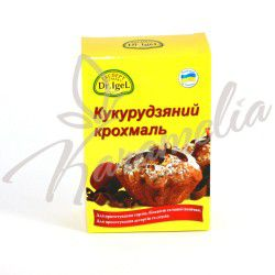 "Крохмал Кукурузный 200 г ТМ ""Dr.Igle"""