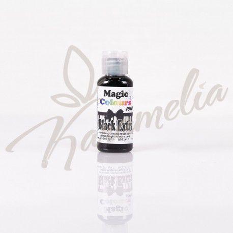 Краситель пищевой гелевый Black Magic, 32 g, Magic Colours Prp