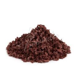 Посыпка вафельная коричневая