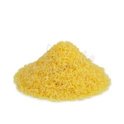 Посыпка вафельная желтая мелкая