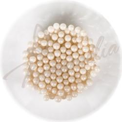 Сахарные шарики жемчужина айвори, 7 мм