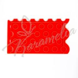 Форма силиконовая для создания орнамента на торт Поис