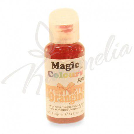 Краситель пищевой гелевый Orangino, 32g, Magic Colours Prp