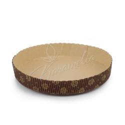 Форма для пирогов (гофробумага), 185*30 мм