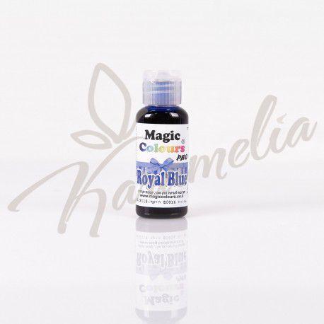 Краситель пищевой гелевый Royal Blue, 32 g, Magic Colours Prp