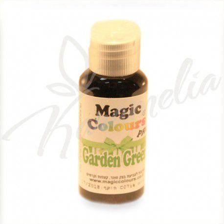 Краситель пищевой гелевый Garden Green, 32g, Magic Colours Prp