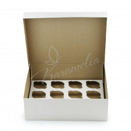 Коробка на 12 кексов, 330 * 255 * 110