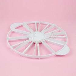Делитель для тортов пластиковый круглый