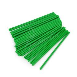 Палочки для кейк-попсов зеленые 50 штук в упаковке