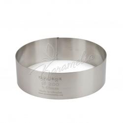 Кондитерское кольцо d 20 см, h 6 см