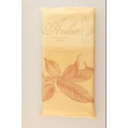 Шоколад натуральный Ариба белый в плитках, 2,5 кг