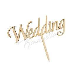 """Топпер """"Wedding"""""""