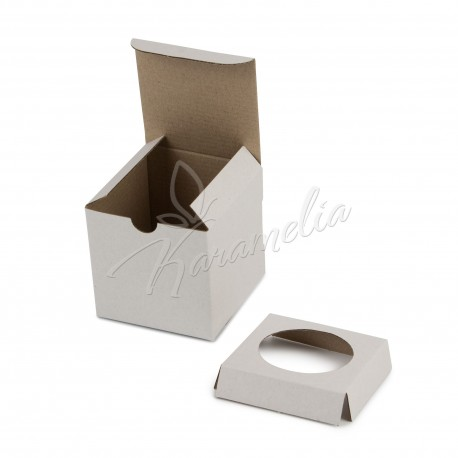 Коробка на 1 кекс, 850 * 850 * 850