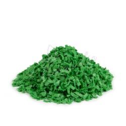Посыпка вафельная зеленая