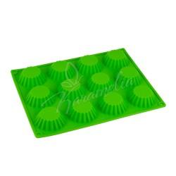 Форма силиконовая на 12 кексов