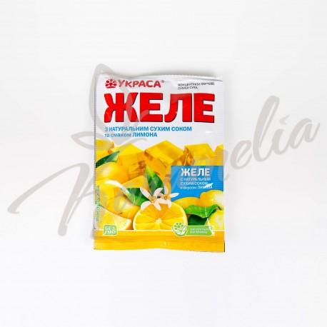 """Желе """"Лимон"""" (с натур. Соком)"""