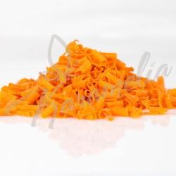 Шоколадная посыпка лепестки Апельсин