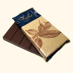 Шоколад натуральный Ариба молочный в плитках, 2,5 кг