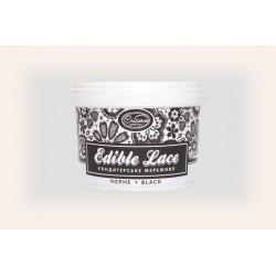 Кондитерское кружево черное Edible Lace