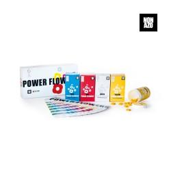 Краситель жирорастворимый Power Flower Discov box non Azo 4 х 50 г