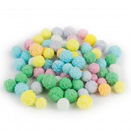 """Сахарные шарики """"Мимоза"""" разноцветные"""