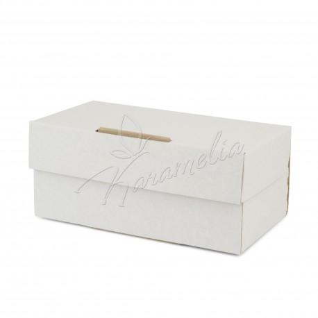 Коробка на 2 кекса, 195 * 100 * 80