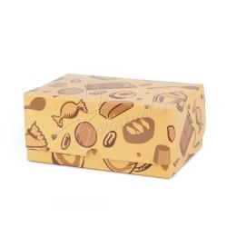 """Коробка-контейнер """"Сладости"""", 180 * 120 * 80"""