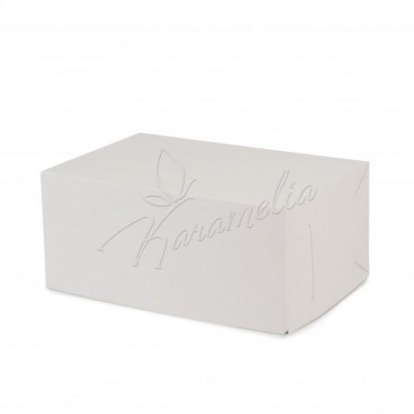 Коробка-контейнер, белая, 180 * 120 * 80