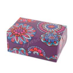 """Коробка-контейнер """"Цветы"""", 180*120*80"""