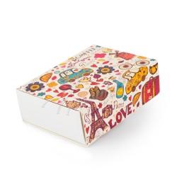 """Коробка """"Paris"""" 115 * 155 * 50"""