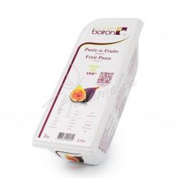 Замороженное фруктовое пюре из инжира