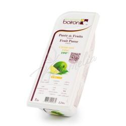 Замороженное фруктовое пюре из лайма