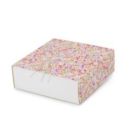 """Коробка """"Радуга, 160 * 160 * 55"""