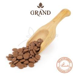 Шоколад натуральный молочный 35%, ТМ Grand
