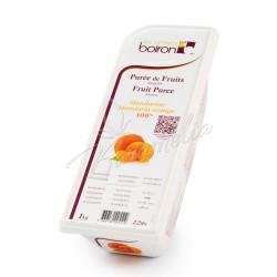 Замороженное фруктовое пюре с мандарина