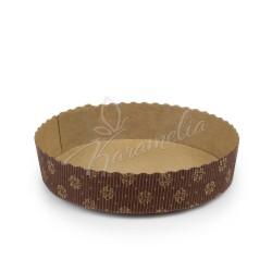 Форма для пирогов (гофробумага) 155 * 35 мм