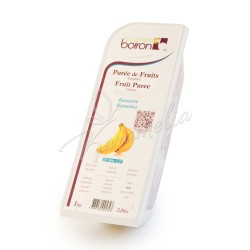 Замороженное фруктовое пюре с банана