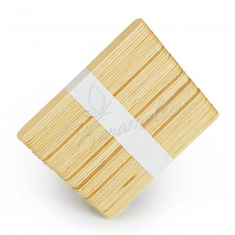Палочки для мороженого, 114 мм*10 мм*2 мм (50 шт)