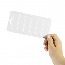 Форма для шоколада пластиковая Классическая плитка