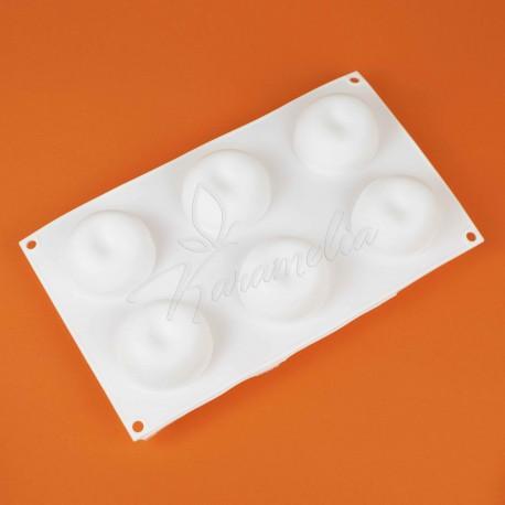 Форма силиконовая для евродесертов Яблоко