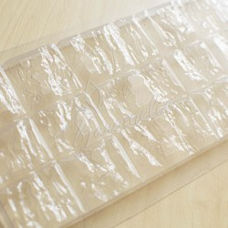 Форма для шоколада пластиковая Дикий шоколад
