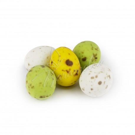 Яйца пасхальные разноцветные в шоколаде