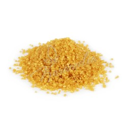 Сахар цветной золотой