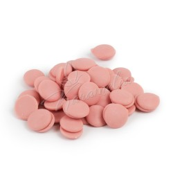 Шоколад розовый со вкусом клубники, Barry Callebaut