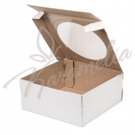 """Коробка """"Чизкейк"""", 250 * 250 * 110"""